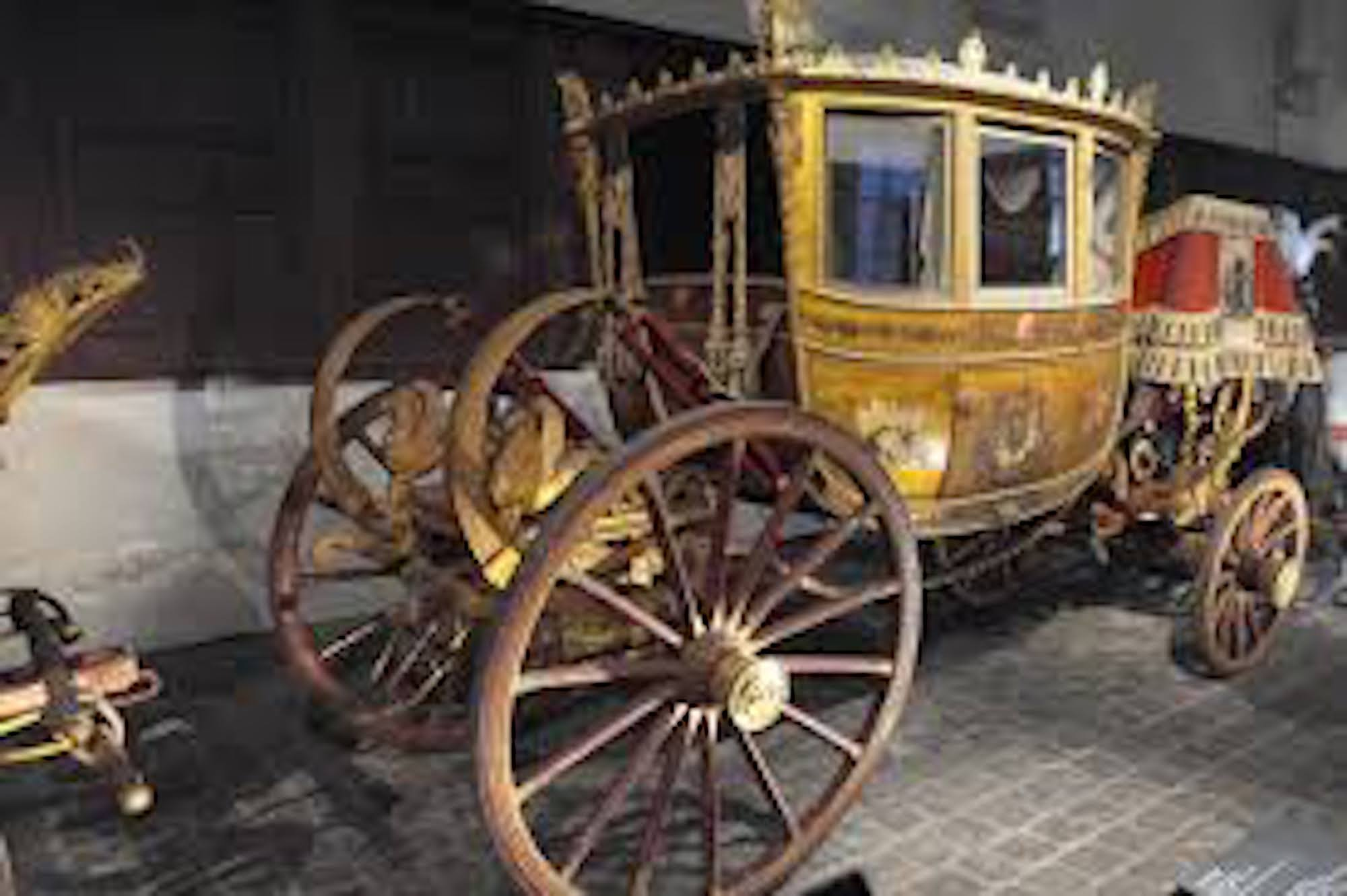 Museum: The Gallery Of Coaches