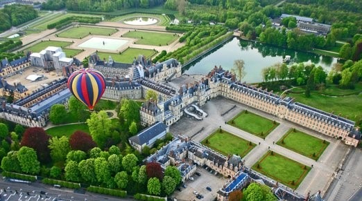 Activity: Fontainebleau by Balloons
